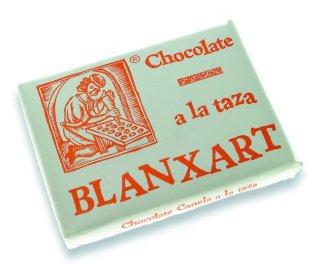 Tablete Blanxart 200g - Pentru ciocolata calda cu scortisoara